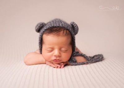 Foto noworodki czapeczka