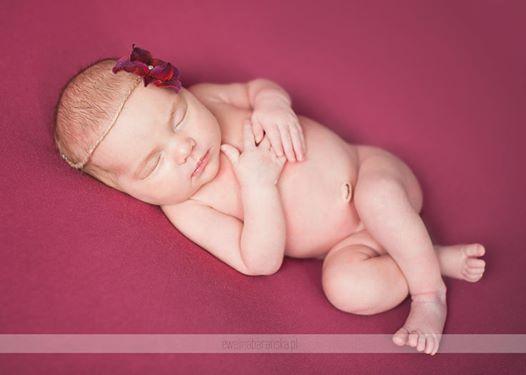 Kasia, sesja noworodkowa.