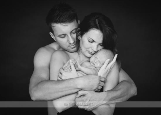 Fotografia rodzinna, miłość w czystej postaci