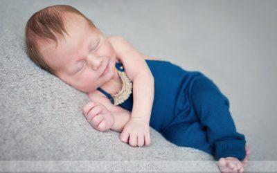 Jonatan, sesja noworodkowa