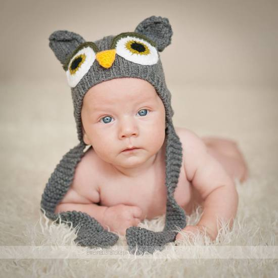 Ksawery, sesja noworodkowa (Rybnik)