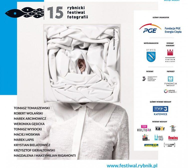 15. Rybnicki Festiwal Fotografii