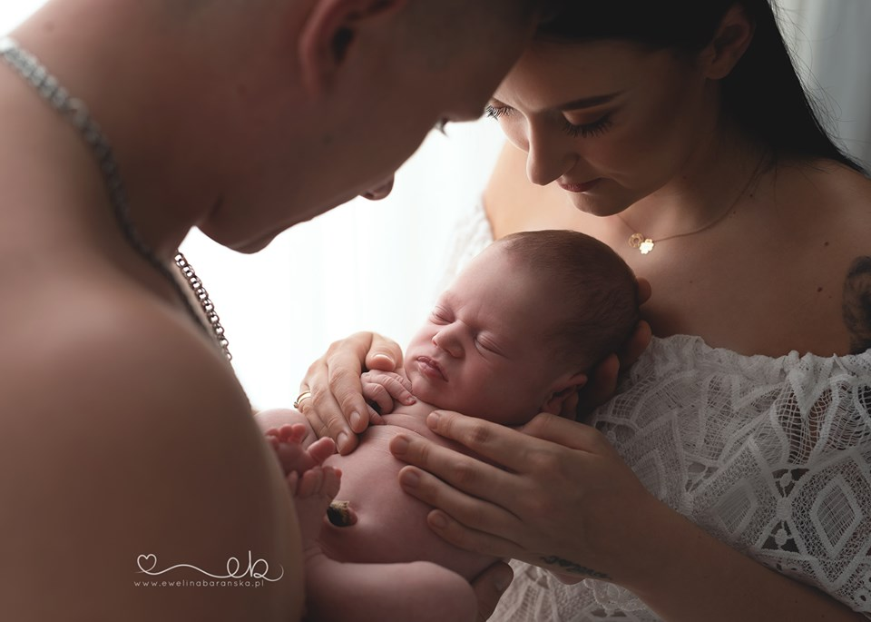 Sesja noworodkowa, Antonina, Rybnik