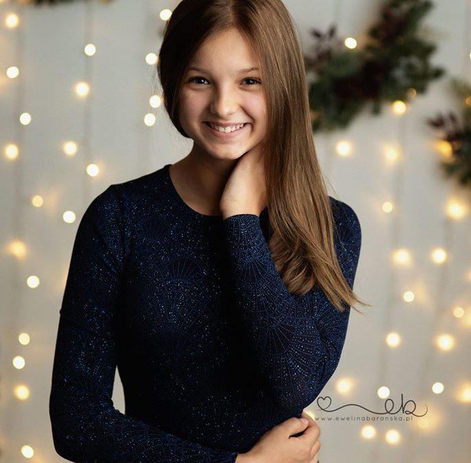 Portret dziecięcy / Ania, Rybnik